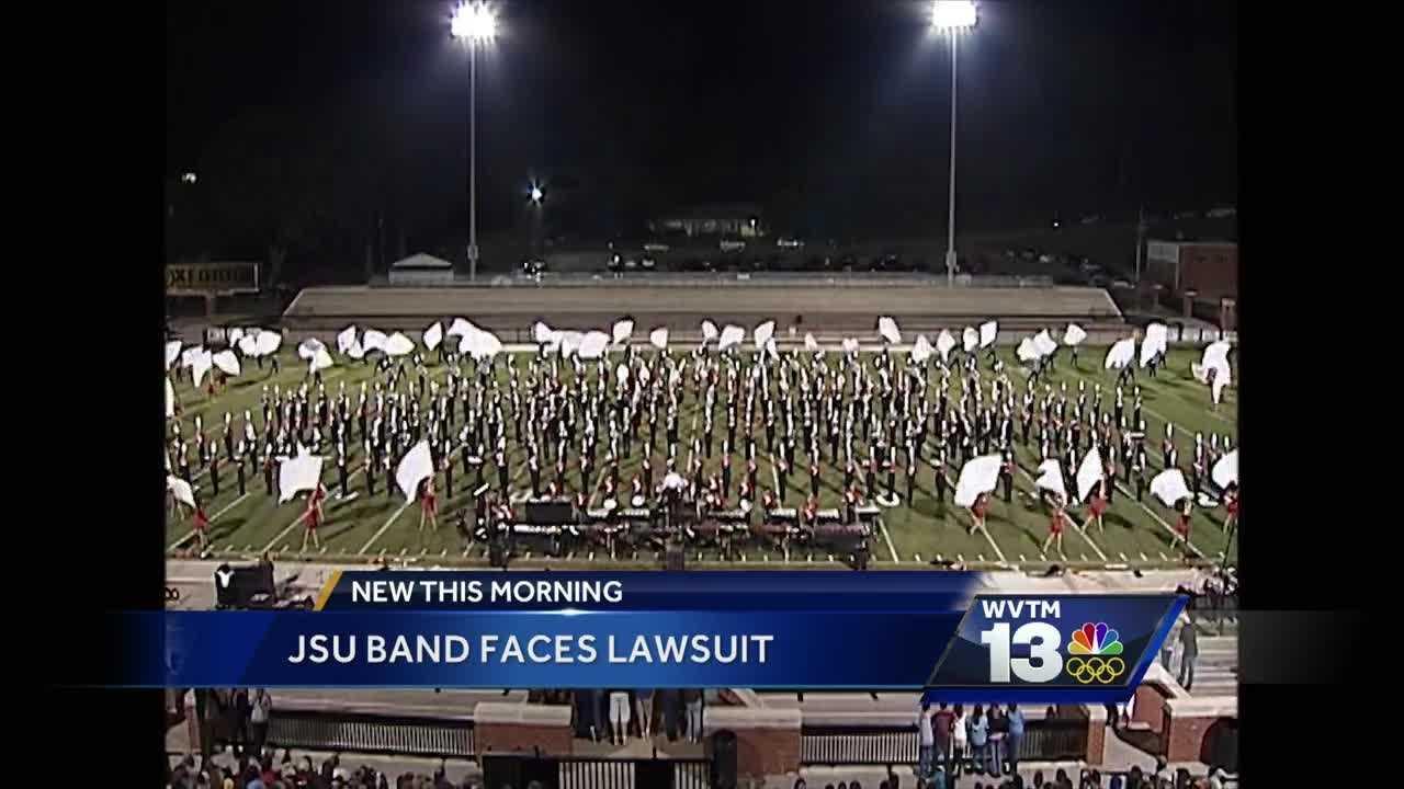 JSU band member files lawsuit against University