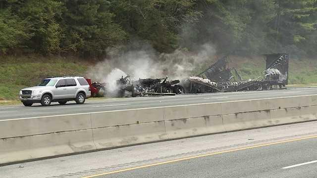 South Carolina man killed in Interstate 20 crash