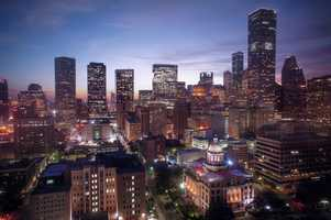 The Democratic National Convention was held in Houston in 1928.Katie Haugland -Houston- Creative Commons Flickr