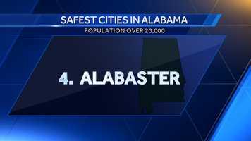 Population: 31,568Violent crime per 100,000: 183.7Property crime per 100,000: 1,938.7Crime score: 535