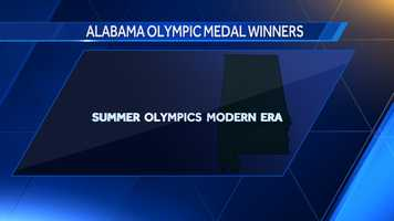 Since the beginning of the modern era Summer Olympics, athletes with ties to Alabama have graced the podium in many sports.