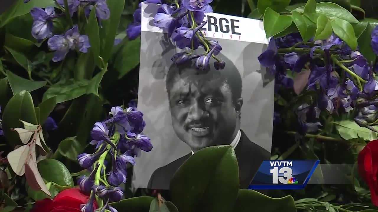 Family, friends prepare to say goodbye to George Curry