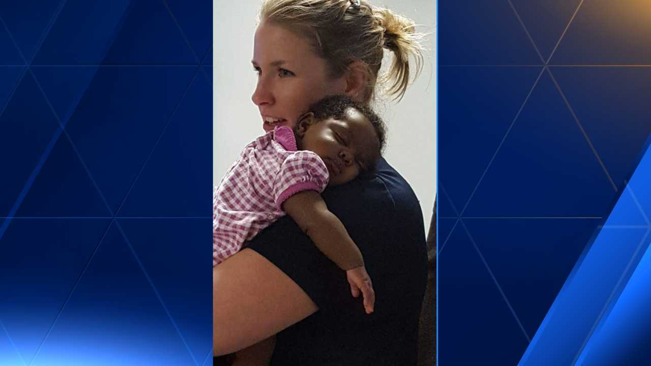 Birmingham Police Officer Michelle Burton was one of many South Precinct officers who pitched in to care for four children whose parents were found unresponsive.