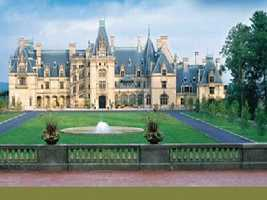 Biltmore Estate is the largest privately owned mansion in the US. After a tour of the 250-room house, you can visit the vineyard and sample some of the wines Biltmore makes.
