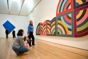 There's much more to the NC Museum of Art in Raleigh than its wonderful art collection. The museum also has a park that stretches over 164 acres. The park has biking trails and an outdoor theatre for films and concerts.