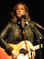 Tift Merritt- One of the most critically acclaimed singers of the past decade, Merritt grew up in Raleigh and attended UNC.