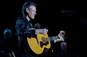Randy Travis- Born in Union County, Travis has racked up 6 Grammys, 22 No. 1 singles, and sold over 25 million records. (Photo by Mark Runyon |Concert Tour)