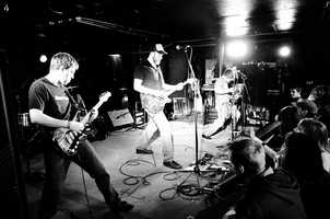 Archers of Loaf- The indie-rockers were at the forefront of Chapel Hill's music scene in the 1990s. In 2011, they reunited and plan to release remastered copies of their albums.