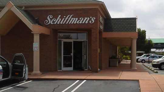 Robbery at Schiffman's in Winston-Salem
