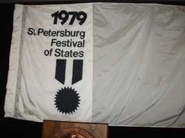 St. Petersburg Festival of States in 1979 was only one of many for the band under the direction of Michael Matheny.