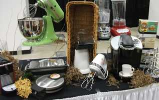 These home products from Belk will help the couple make all kinds of great meals together...