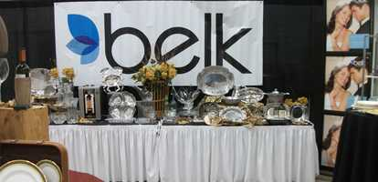 Many stores like Belk have registries for brides-to-be and grooms to get their wedding gifts listed...