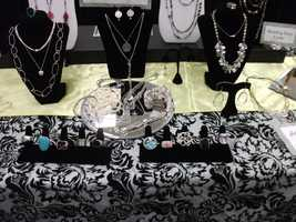 Necklaces and even rings for gifts...(Silpada)