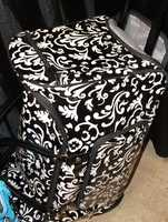 Even luggage for the wedding couple to take on their honeymoon makes a good gift... (Thirty-One Personalized Gifts)