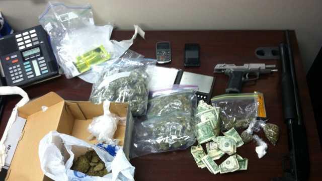 Drugs found in Yadkinville bust