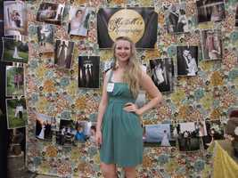 Mi Mi's Photography was represented at The Carolina Weddings Show...