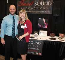 Sweet Sound Productions talked about their Disc Jockey and music business for everything from your ceremony to your reception music needs...