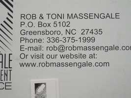 Rob and Toni Massengale provided the music for the bridal fashion shows at The Carolina Weddings Show.