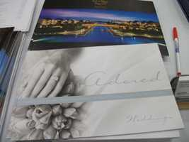 Joy Cruises and Tours Inc. can help you with destination wedding planning and/or honeymoons abroad.