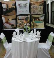 Twin City Quarter was available to show what accommodations they had for your wedding ceremony and reception wedding plans. They also have rooms for out of town wedding guests and the wedding party.