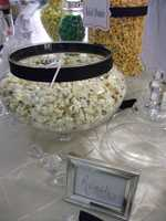 Ranch dressing anyone? So many flavors and The Popcorn Fanatic will work out which ones you may want to have at your wedding reception or even pre-wedding parties.