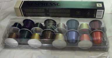 Several flavors for everyone to enjoy. Maybe this can be a gift for the lovely couple. (Espresso)