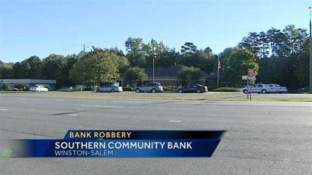 Southern Community Bank and Trust robbery