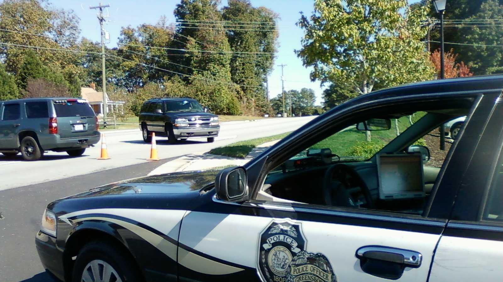 Greensboro police investigation