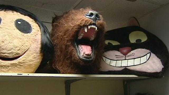 Greensboro company getting ready for Halloween costumers