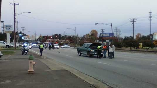 Fatal pedestrian crash on Stratford Road in Winston-Salem