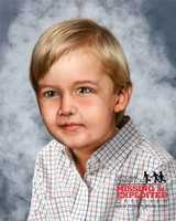 This is an age progressed image of Sage Antonio Bermudez Rayon showing him at age 5, the age he would be today.
