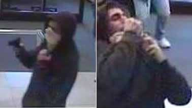 Fayetteville attempted robbery surveillance images