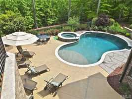 Swimming Room and Hot Tub