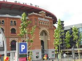 Arenas De Barcelona for all those sports fan couples.