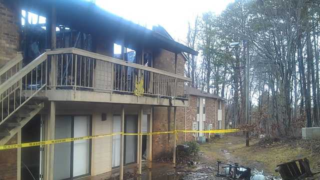Winston-Salem apartment fire