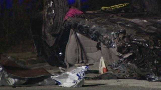 Greensboro high speed chase ends with woman crashing and dies