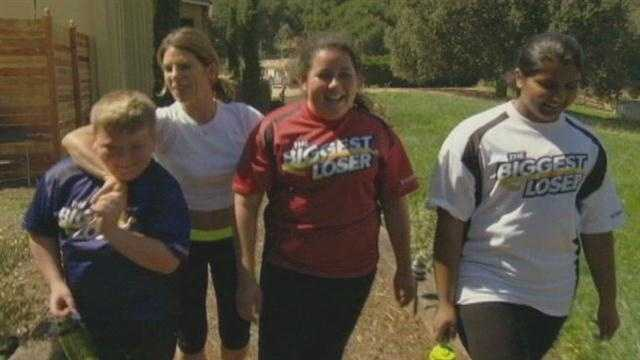 The Biggest Loser Premiers Sunday with childhood obesity twist