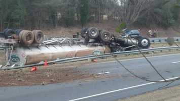 Stay with WXII and WXII12.com for updates. (Courtesy Robert/u local)