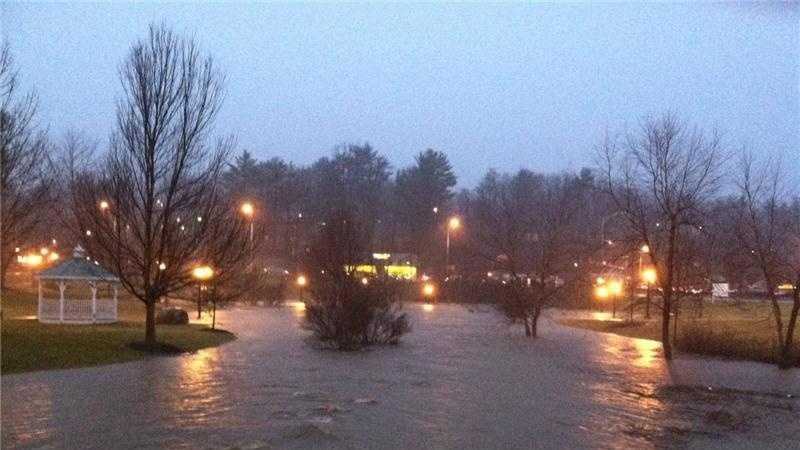 Boone flooding
