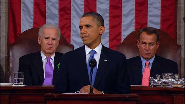 Obama, State of the Union 2013