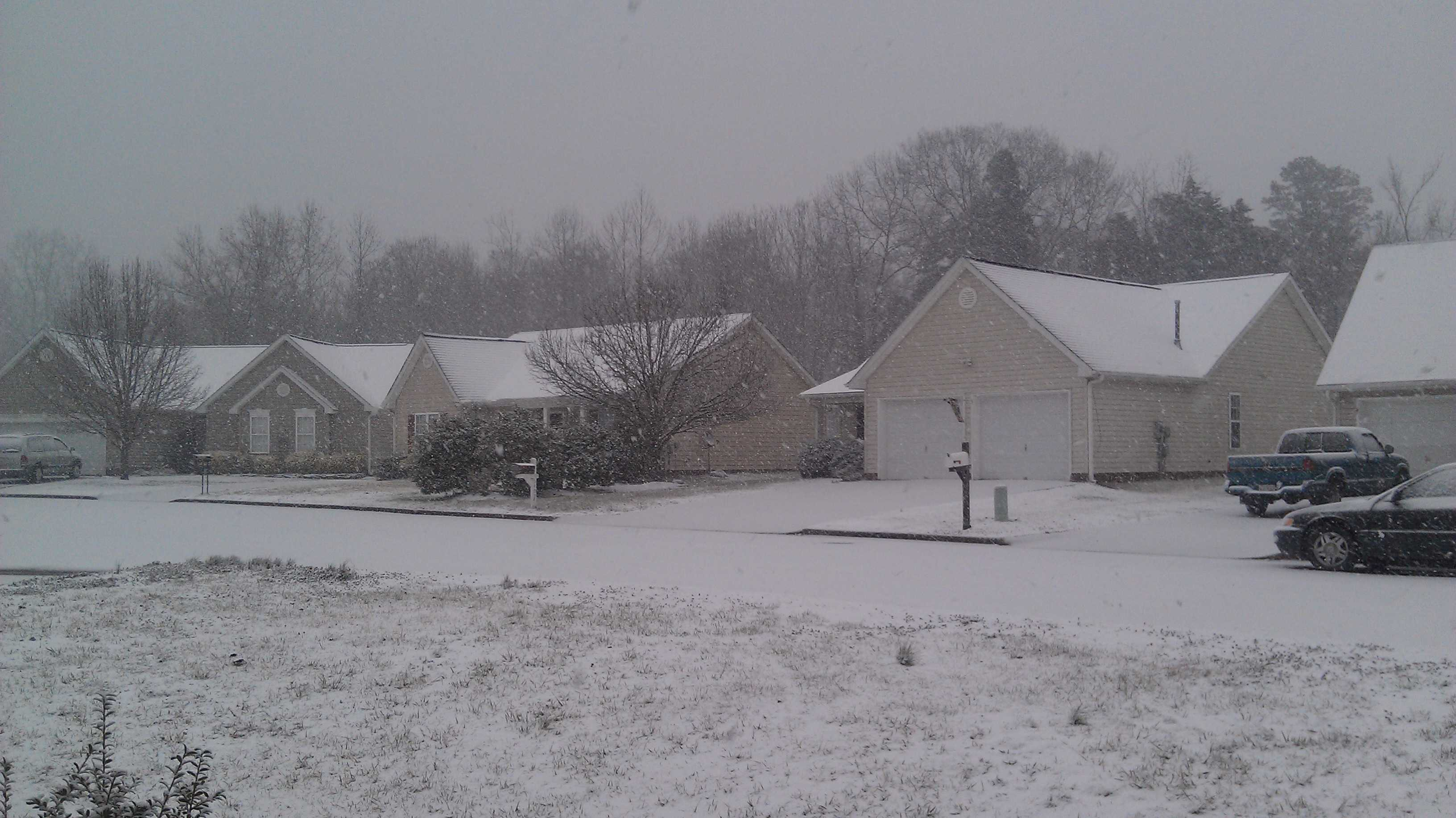 David Callahan snow photo