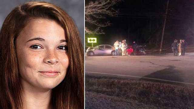 Kaitlyn Combs dies after head-on crash in Welcome