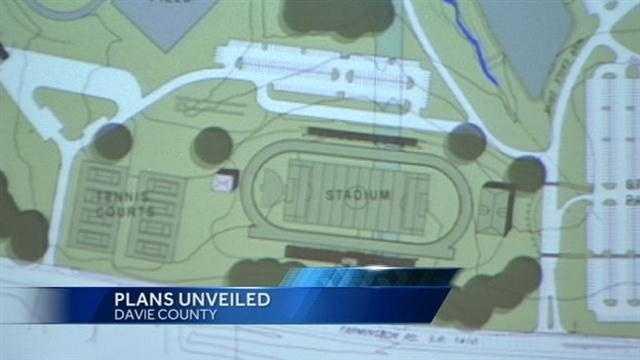Davie County school image