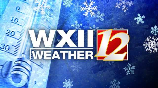 WXII 12 winter weather coverage