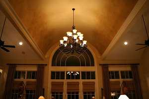 Barrel Ceiling located in the Great Room