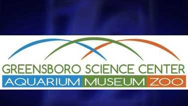 Greensboro Science Center logo