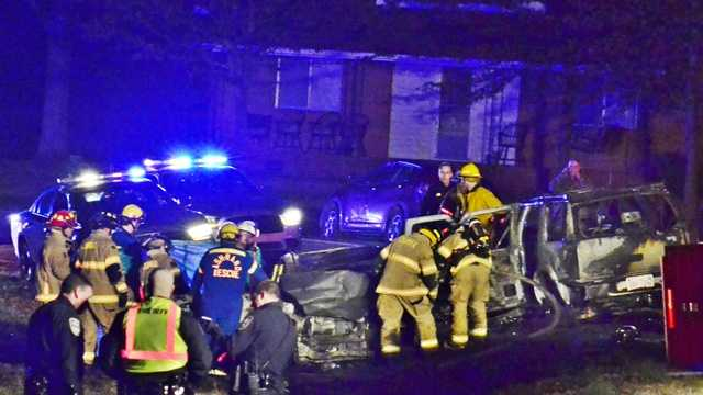 4-year-old killed in tragic Randolph County crash