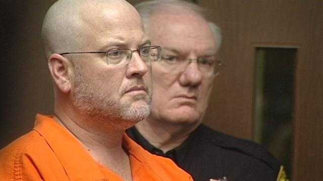 Steven Tisdale in court