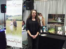 Jean Moree Photography was available to discuss their work with future brides and grooms.