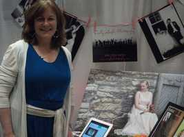Emily Angle Photography was present to talk with everyone about her photography work.